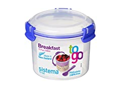 Sistema Breakfast to Go Container