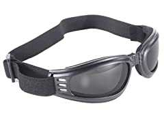 Pacific Coast Sunglasees Folding Goggles