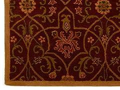 Jaipur Calais Deep Ruby 8' x 11' Rug