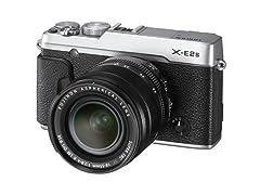 Fujifilm X-E2S Mirrorless Camera w/ XF18-55 Lens