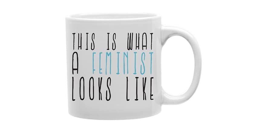 This Is What A Feminist Looks Like Mug Home Kitchen