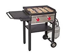 Camp Chef Flat Top Grill and Griddle
