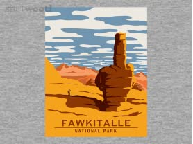 Fawkitalle National Park