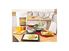 Chef's Banquet 4080 ARK 330 Servings Food Storage Kit