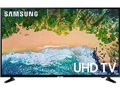 Samsung NU6900FXZA Smart 4K TV w/ HDR