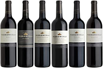 6-Pack Pedroncelli Mixed Reds