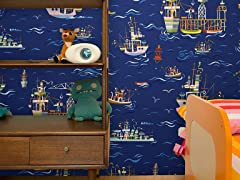 Jim Flora's On The Sea Tiles