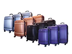 Vintage Collection Luggage Set (3 Piece)
