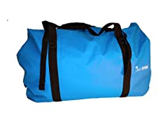 Roll-Top Vinyl Duffel 100