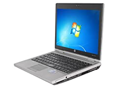 "HP EliteBook 2570P 12"" Intel i5 Laptop"