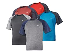 FILA Oceanside Tee, 5 Colors