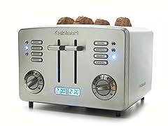 Cuisinart Classic Metal 4-Slice Toaster