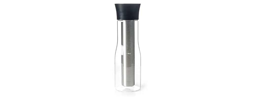 Houdini Wine-Chilling Crystal Carafe