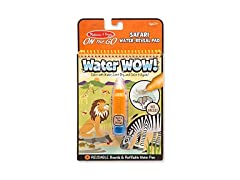 Melissa & Doug Wow! Safari Water Reveal…