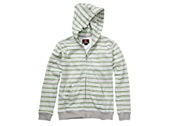 Cha Cha Two Stripe Hoody