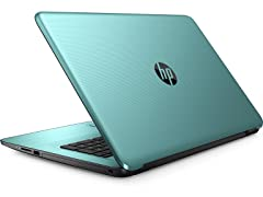 "HP 17.3"" AMD Quad-Core 1TB SSHD Notebooks"
