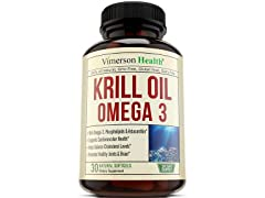 Vimerson Krill Oil Omega 3 EPA & DHA