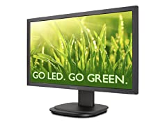 "Viewsonic 24"" LED Monitor w/DisplayPort"