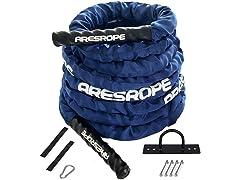 Aresrope Battle Rope 40 FT