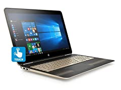 "HP 15.6"" Intel Core i5 Dual-Core Touch Laptop"