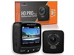 WheelWitness HD PRO PLUS Dashcam: GPS, 2K Video