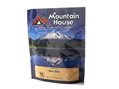 Mountain House Beef Stew 6pk