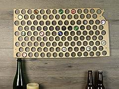 Beer Cap Map: Kansas