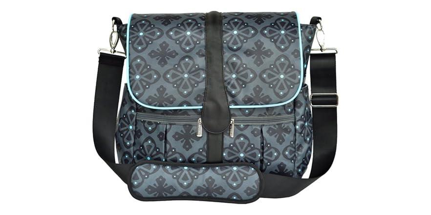jj cole backpack diaper bag blue flare kids toys. Black Bedroom Furniture Sets. Home Design Ideas