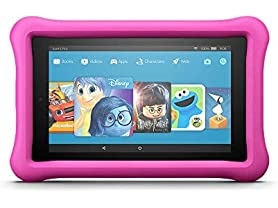 Fire 7 Kids Edition 16GB Tablet, Pink