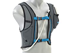 Cadence Pressurized Hydration Pack - Blue (S/M)