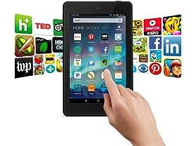 Amazon Fire HD 6 Wi-Fi Tablets