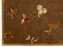 Jaipur Nantes Gray Brown 8' X 11' Rug