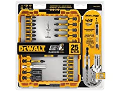 DeWALT 25-Piece Screwdriver Bit Set