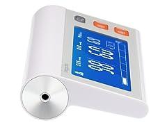"Slim ""Talking Blood Pressure Monitor"" - White"