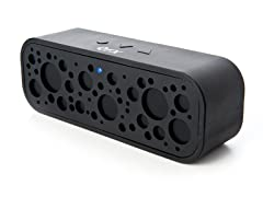 QFX Portable Bluetooth Speaker with Mic