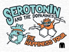 Serotonin & the Dopamines Sweatshirt