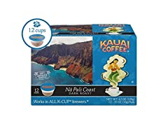 Kauai Coffee Single-serve Pods, Na Pali