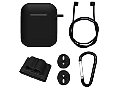 AirPods Case Cover and Accessory Bundle