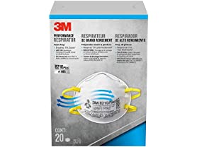 3M Respirator Paint Prep Masks (20-Pack)