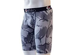 Men's Staple Boxer Briefs - Grey Camo