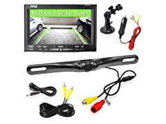 "Pyle Backup Camera w/ 7"" Monitor"