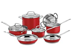 Cuisinart 11-Pc. Cookware Set