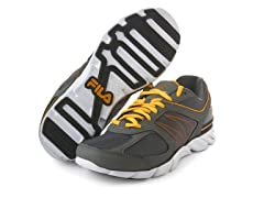 Fila Ultimate Lite Shoes - Pewter/Gold