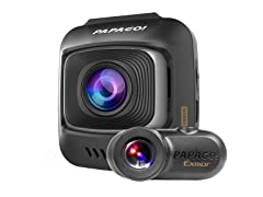 PAPAGO GoSafe S780 HD Front & Rear Dashcam w/ 16GB Card