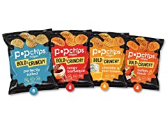 Popchips Variety Pack - 24 ct