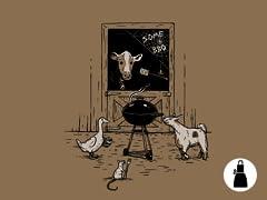 Some BBQ Apron
