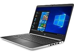 "HP 6HG27UA#ABA HP 14-cf1061st 14"" Laptop (Open Box)"