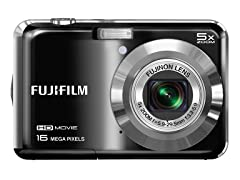 Fujifilm 16MP Digital Camera w/ 5x Opt