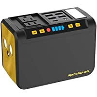 Rocksolar 4019381 80W Portable Power Station