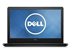 """Dell Inspiron 15.6"""" AMD A6 Touch Laptop"""